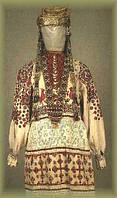 Традиции вышивания на Украине.