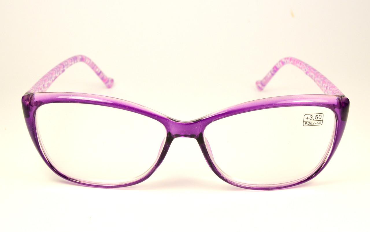 Женские очки для зрения (6222 ф)