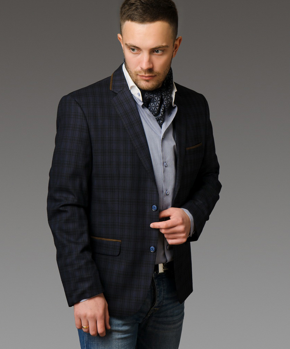 Пиджак мужской West-Fashion модель А-120