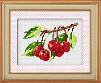 """Набор алмазной вышивки (рисования камнями) """"Вкусная ягода"""""""