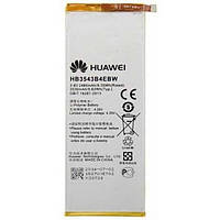 Аккумулятор (Батарея) для Huawei Ascend P7 HB3543B4EBW (2460 mAh) Оригинал