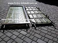 Противоусадочная плита формы