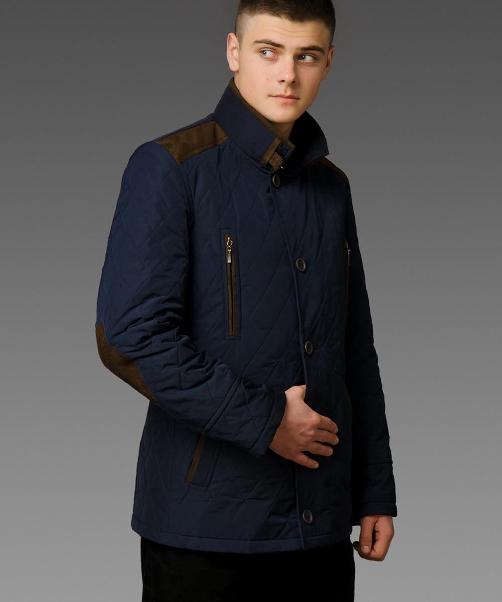 Куртка мужская West-Fashion модель М-103 синяя