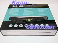 Ресивер тюнер комбинированный цифровой DVB-S2/T2  SatCom 4170 COMBO HD-есть оптовая продажа