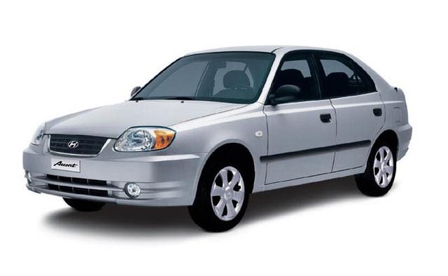 Hyundai Accent 01-03-06 кузов и оптика