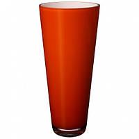 Villeroy&Boch,Verso Vase large orange sunset 380mm, ваза