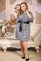Женское Платье больших размеров Мохито лео (48-88)