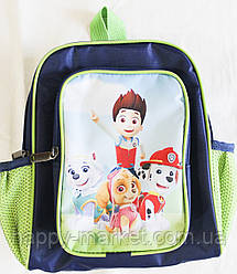 Рюкзак Ранець для дошкільника маленький Щенячий патруль 5552