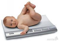 LAICA весы детские прокат Киев