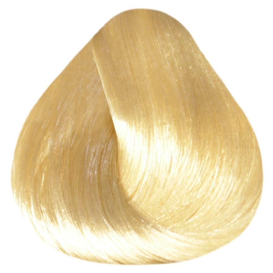 Краска-уход Estel Professional De Luxe Silver 10/7 Светлый блондин коричневый 60 мл.