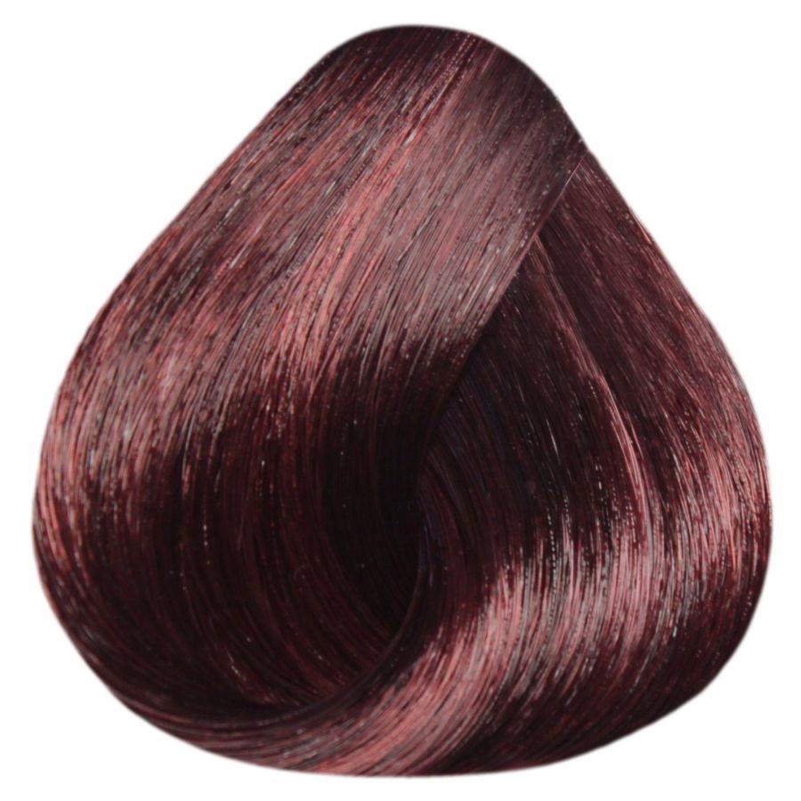 Краска-уход Estel Professional De Luxe Silver 6/56 Темно-русый красно-фиолетовый 60 мл.