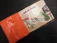 """Лосины женские """"JUJUBE""""  80DEN универсальный размер 3/8,цвет оранжевый"""