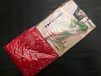 """Лосины женские """"JUJUBE""""  80DEN универсальный размер 3/8,цвет красный"""