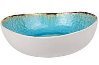 Салатник 21*20*6,5см Laguna Azzurro C&T