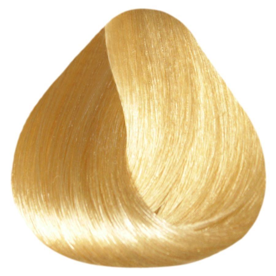 Краска-уход Estel Professional De Luxe Silver 10/74 Светлый блондин коричнево-медный  60 мл.