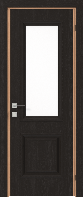 """Дверное полотно """"Avalon"""" полустекло"""