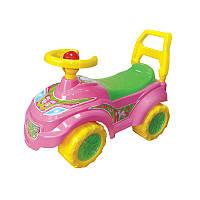 """Машинка для прогулок """"Принцесса"""" ТехноК 0793"""