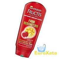 Бальзам - кондиционер Garnier Fructis Color Protector  .