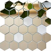 Мозаика зеркальная Vivacer ZOB-60