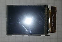 Дисплей с сенсором WTM0339FPC-A1