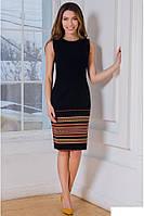 Оригинальное теплое платье-сарафан