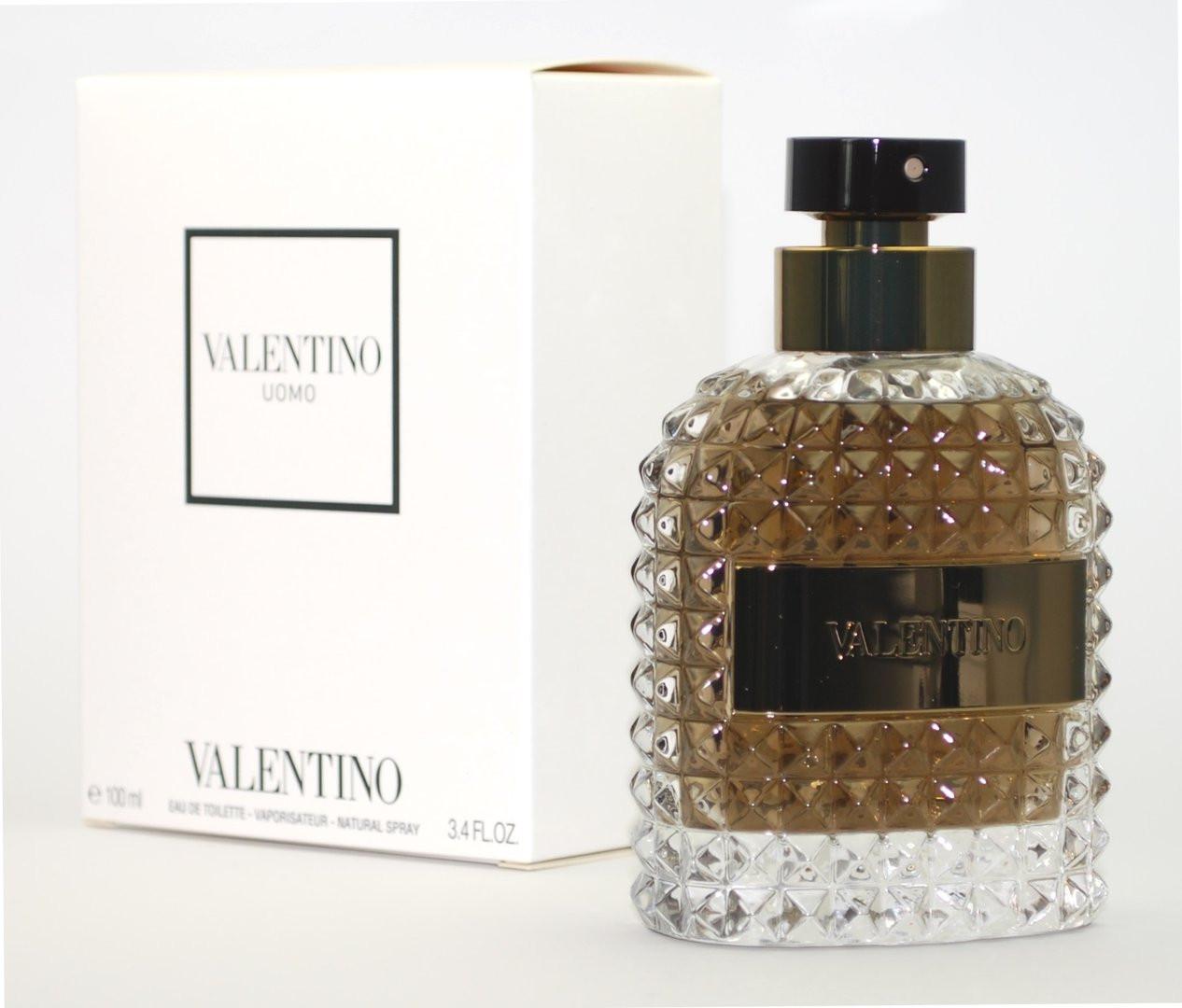 Тестер туалетная вода мужская  Valentino Uomo (Валентино Умо) 100мл
