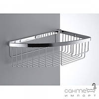 Аксессуары для ванной комнаты Colombo Design Полочка-решётка угловая Colombo Complementi B9610