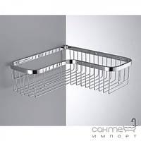 Аксессуары для ванной комнаты Colombo Design Полочка-решётка угловая Colombo Complementi B9611
