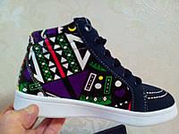 Детская спортивная обувь бренда Fieerini для девочек (рр. с 32 по 37)