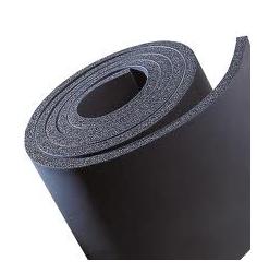 Листовой синтетический каучук с клеевой основой