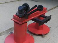 Косилка роторная  КР-1,1 для мотоблока (с гидроцилиндром)