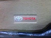 Ковры текстильные в салон Toyota Camry 40 2006-2010 (5шт/комп.)