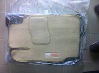 Коврики в салон Toyota Camry 40 2006-2010 (5шт/комп)