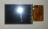 Дисплей с сенсором FPC24T077-A1