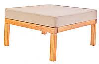Пуф   ,Комплект садовой мебели из дерева