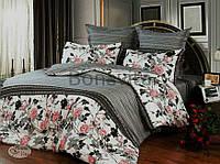 Стильное постельное белье отличного качества полуторное