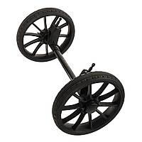 Колеса для коляски - Emmaljunga - Все варианты NXT90, Ecco Cit,  AIR Scooter,  Super Nitro/Duo (Швеция)  NXT90 Quad COMPETITION 2 шт