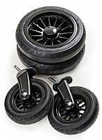 Колеса для коляски - Emmaljunga - Все варианты NXT90, Ecco Cit,  AIR Scooter,  Super Nitro/Duo (Швеция)  AIR Scooter 4-S (4 шт)
