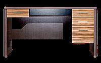 Стол письменный, с четырмя выдвижными ящиками в оригинальном стиле разм 75х66х140см Милано