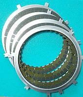 Disk set-under drive brake  456253B001 .
