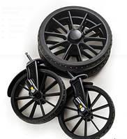 Колеса для коляски - Emmaljunga - Все варианты NXT90, Ecco Cit,  AIR Scooter,  Super Nitro/Duo (Швеция)  Ecco Super Nitro/Duo S (4 шт)