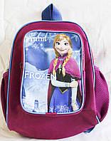 Рюкзак Ранец для дошкольника маленький Холодное сердце 5553