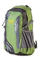 Рюкзак туристический на 40 литров GREEN CAMP ELECTRON40 (хаки)