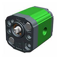 Гидромотор Vivoil  XU140  тип XV-1U/3.2  шестеренный