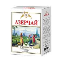 Черный чай Азерчай с чебрецом 100г