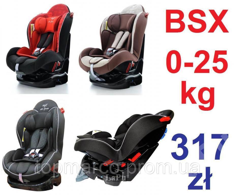 Автокресло 0-25 кг BSX Eurobaby