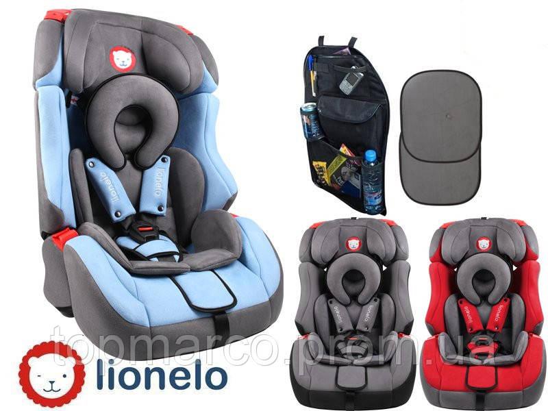 Автокресло LIONELO SEM 9-36 ISOFIX FREE