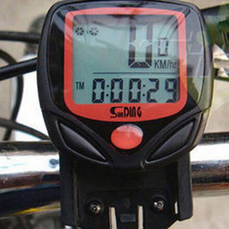 Велокомпьютер на 14 функций SunDING SD-548B