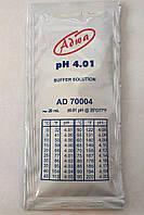 Готовый калибровочный раствор ADWA AD70004 для РН-метров РН 4,01±0,01 Венгрия. 20 ml