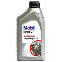 Моторное масло Mobil Extra 2T, 1л.